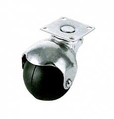 Колесо мебельное шар Большое (КЛ 312)