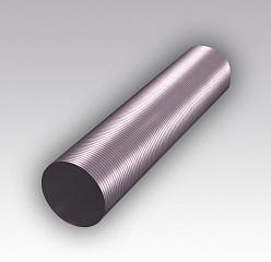 12 ВА Воздуховод гибкий алюм. гофр. 80мкм (до 3м)