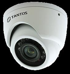 Видеокамера антивандальная TSc-EBm720pAHDf (2.8)