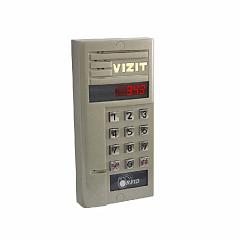 Блок вызова домофона БВД-343RCPL